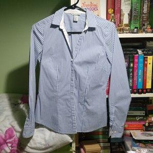 Long-Sleeve Button Down Shirt